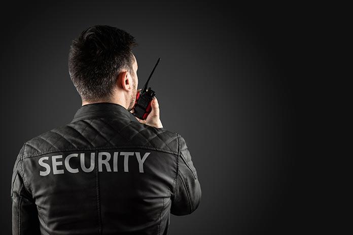agent de sécurité paris